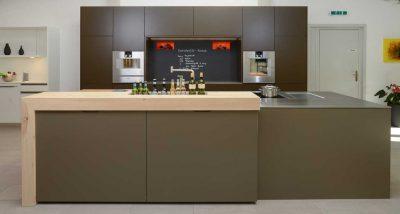 Die Männerküche, Küchenbau für anspruchsvolle Köche