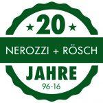 Logo Schreinerei nerozzi + rösch Schreiner
