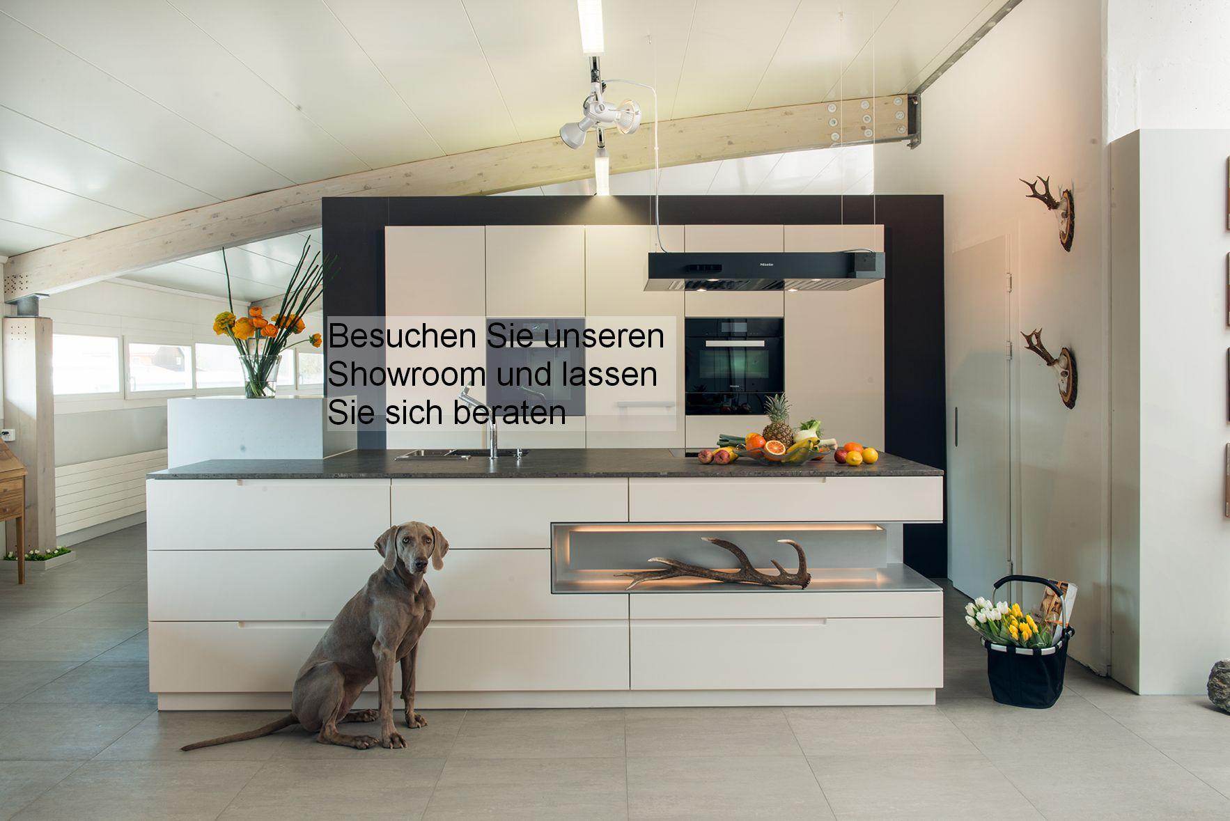 Individuelle, einzigartige Küche aus unserer Schreinerei in Niederwil bei Wohlen